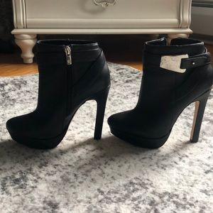 Call It Spring Shoes - Call It Spring - high inch booties! Worn once!